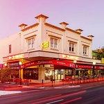 Caffe Buongiorno, corner of Edward Street and The Parade, Norwood, Adelaide, South Australia