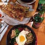 Bibimbap & Korean Pancake