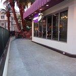 Piano Bar new patio