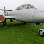 Gloster Meteor T.7 VZ634