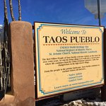 Photo of Taos Pueblo