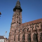 Photo of Freiburg Cathedral