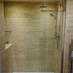 Bourton room walk in shower