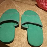 The ugly slippers