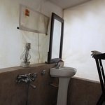 Maharaja Tent Washroom