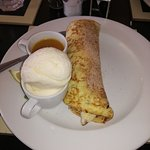 Wow Pancakes here are awesome. Stoped here on our way back from God's Window. The waitress was f