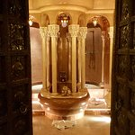 Palatial bathroom of the Dromadaire room