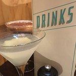 Vanilla lemon martini, well worth it 👍