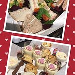 Afternoon Tea's are very popular.  Please prebook as we need to bake especially for your booking