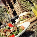 Enjoy your meal in the sunshine thanks to our beautiful beer garden - the largest in the city!