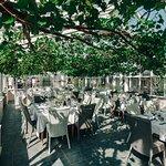 Star Castle Hotel - Conservatory Restaurant
