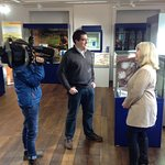 BBC Midlands Today visit!