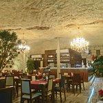 Churchill Restaurant from inside