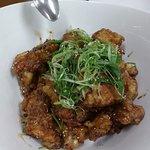 Soy Fried Chicken - super crispy on the outside, tender and moist inside!