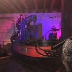 Steam Punk Boat