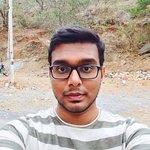 Selfie enroute the hills
