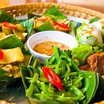 Cambodian food has so many authentic flavours, its made for sharing.