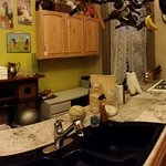 Kitchen panoramic.