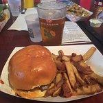 Kansas City Southern Burger
