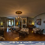 Panoramic of the Dining Room