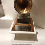MLK's Grammy at the King Center in Atlanta