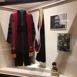 King's Robe and Grammy Award at the King Center in Atlanta