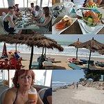 Foto de Cabana's beach bar & restaurant