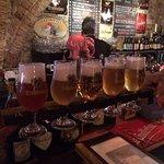My five beers!