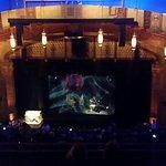 Inside the Teater