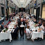 La table de Victor Hugo