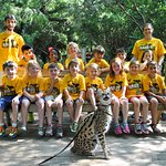 Check out the zoo's education opportunities including Summer Safari camp.