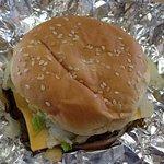 Five Guys - Little Cheeseburger