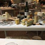 Dîner très agréable, chaque plat était parfait et les conseils pour choisir les vins impeccables
