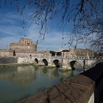 Bonus site Rudy took us to - Castel De Angelo