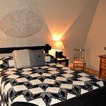 2nd Floor Queen Country Homestead Suite