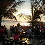 Macky's is a GREAT casual beachfront restaurant right NEXT to The Lighthouse Club Hotel!