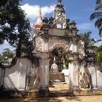 Kathaluwa Old Temple