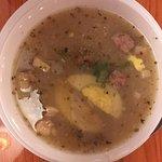 White borscht ...