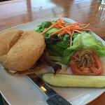 4580 gluten-free Bacon Cheeseburger