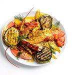 Preparation homard