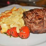 Our famous Prime Filet Mignon (Get it?)