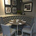 Mint Coatbridge restaurant area