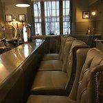 Mint Coatbridge bar area