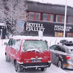 Photo of Hotel Fjallet