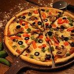 Veggiemania Pizza