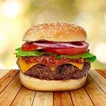 Sunset BBQ Burger