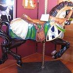 carousel animal