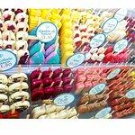 Variedad de helados 100% artesanales
