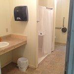 Group Camp Bathroom
