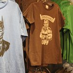 Funny presidential tees - exclusively at the National Presidential Wax Museum!